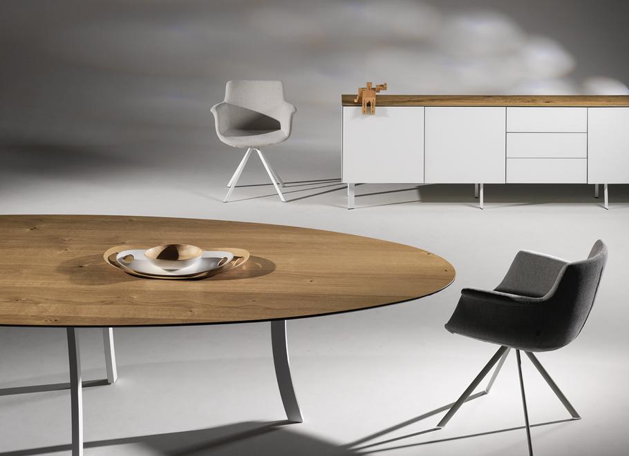 Tafelblad-Wood-On-Glass®-nature-oak-Indoor