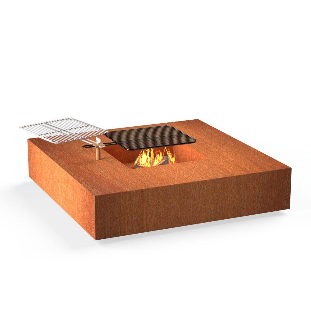 Vuurtafel VLS3 + grill