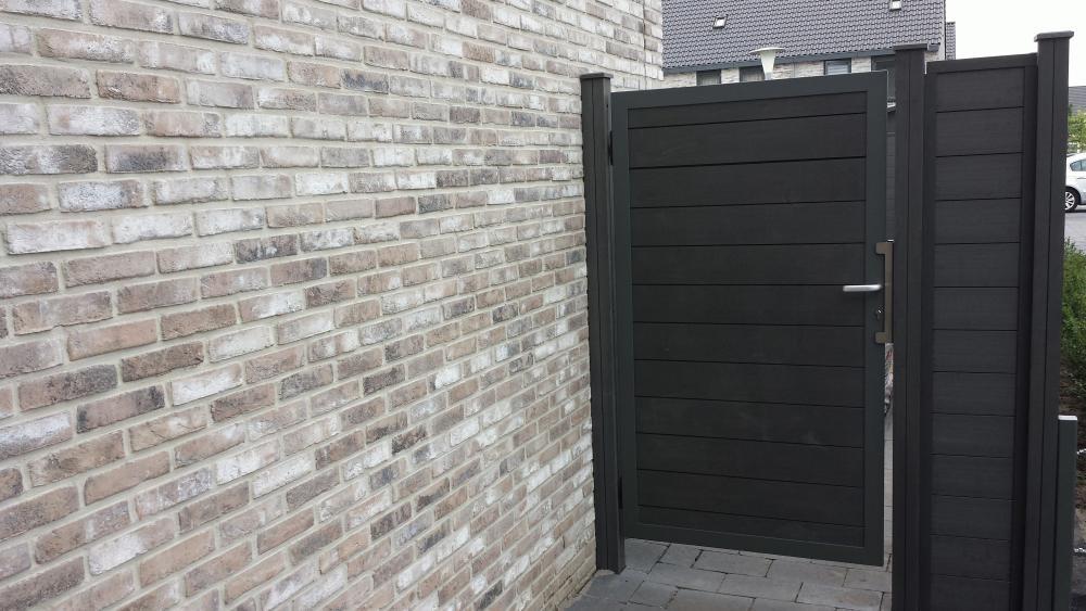 Houtcomposiet Afsluitingen Amp Poorten